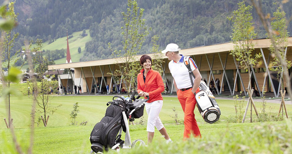 Golf und Wellness mit Hund