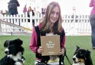 viele süße Schnauzen und tolle Tricks - Haustiermesse Wien 2016