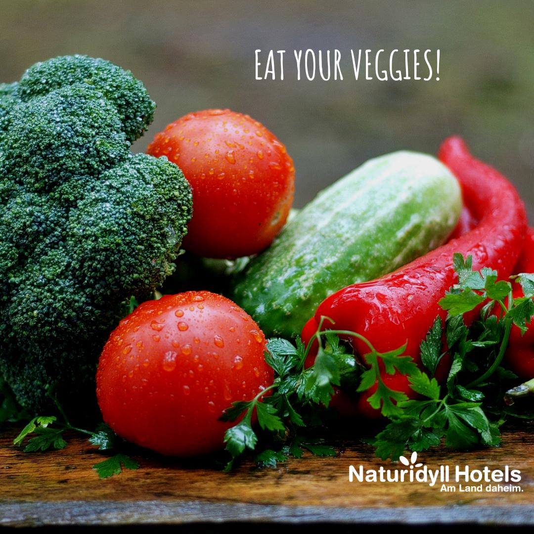 Naturidyll Hotels Vegetarisch und Vegan