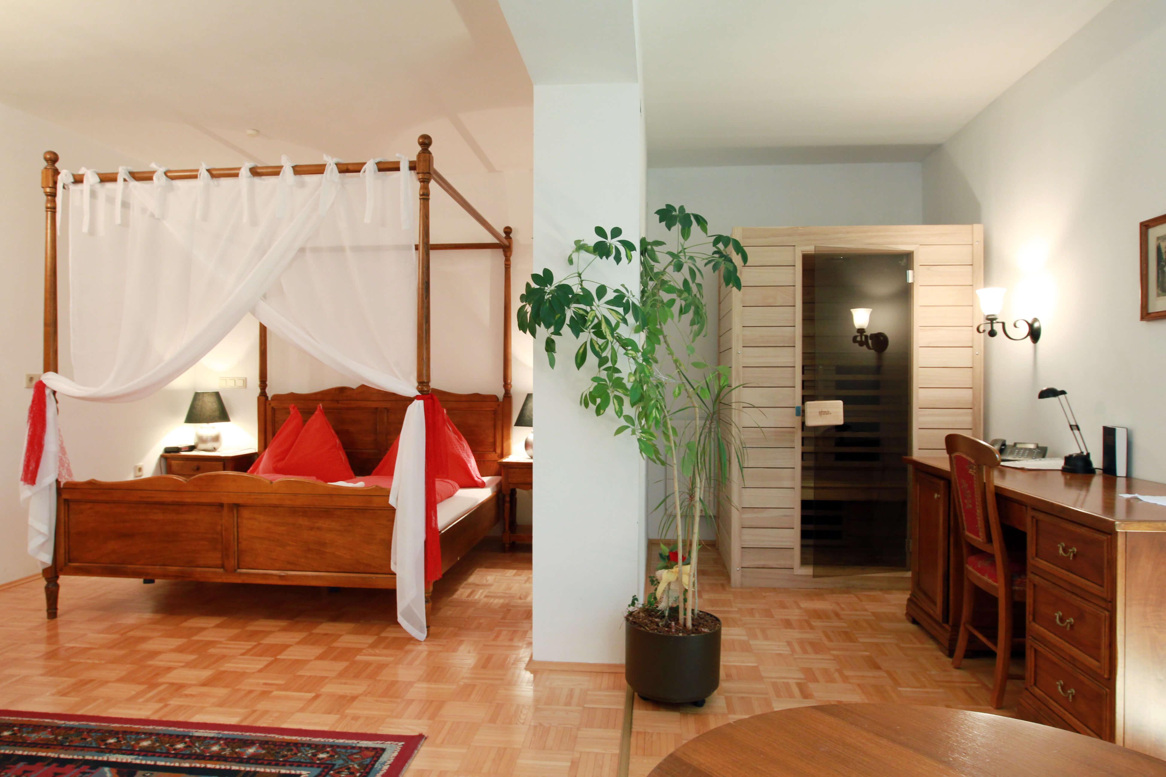 Kuscheln im Naturidyll Hotel Steinschalerhof
