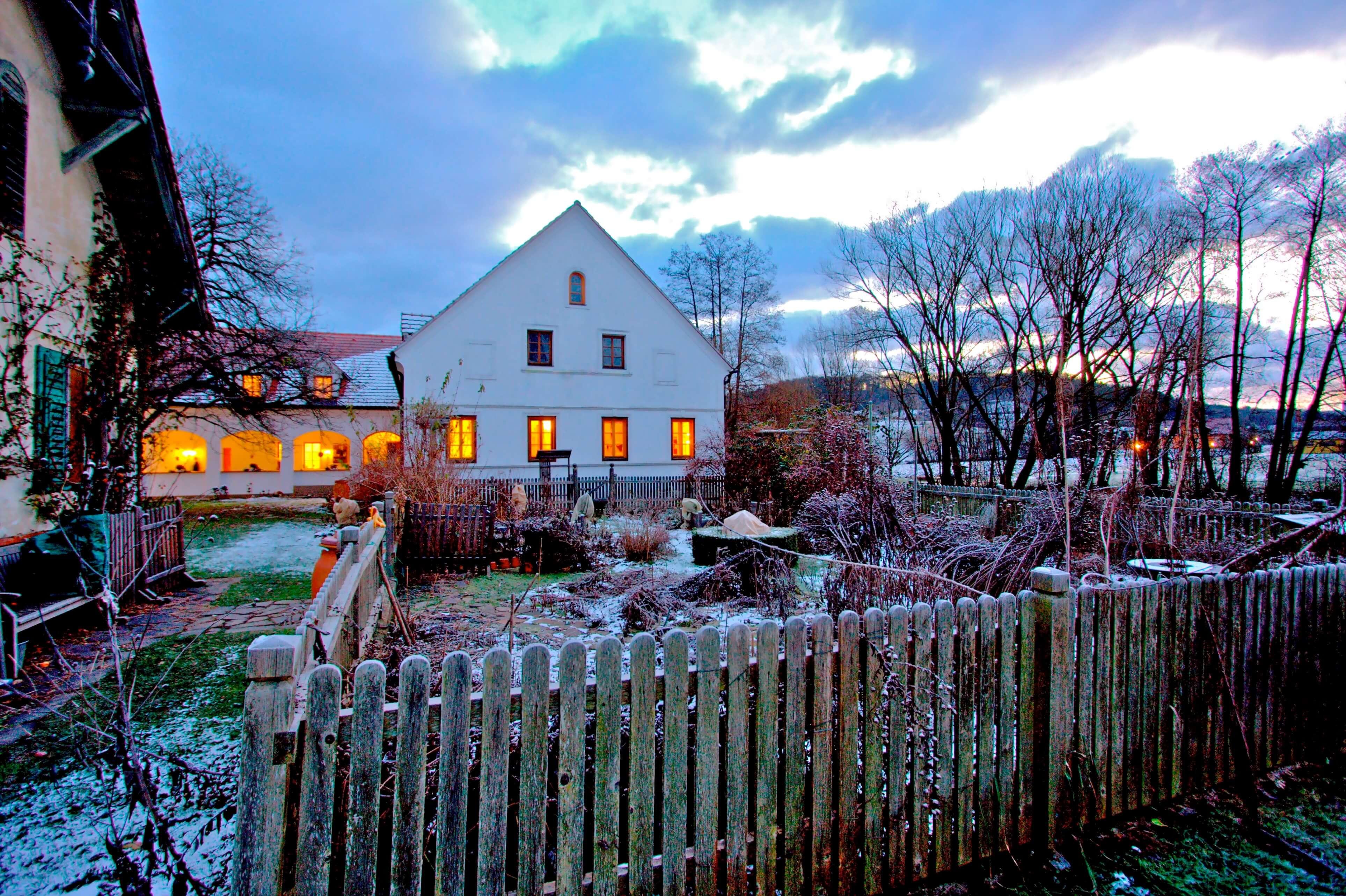 Winterfoto Landhofmühle