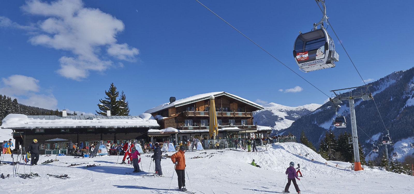 alpenoase sonnhof winter tag