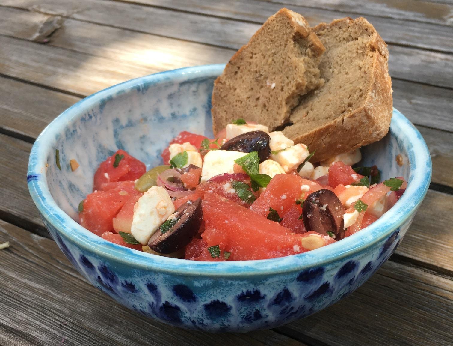 tel aviv salat