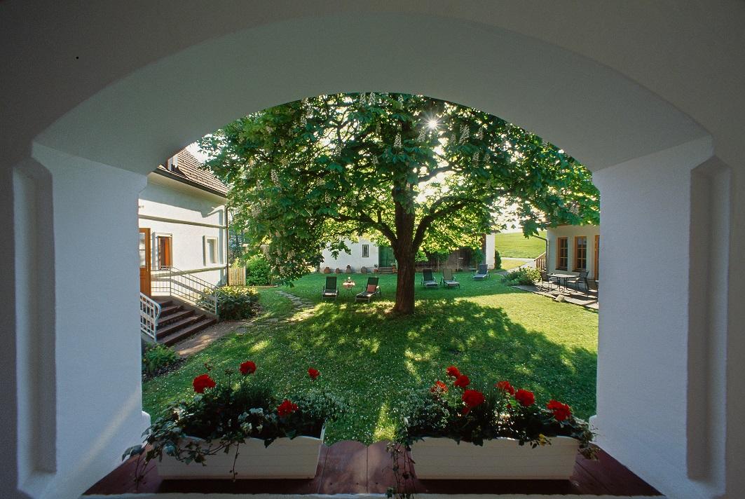 Innenhof Landhofmühle