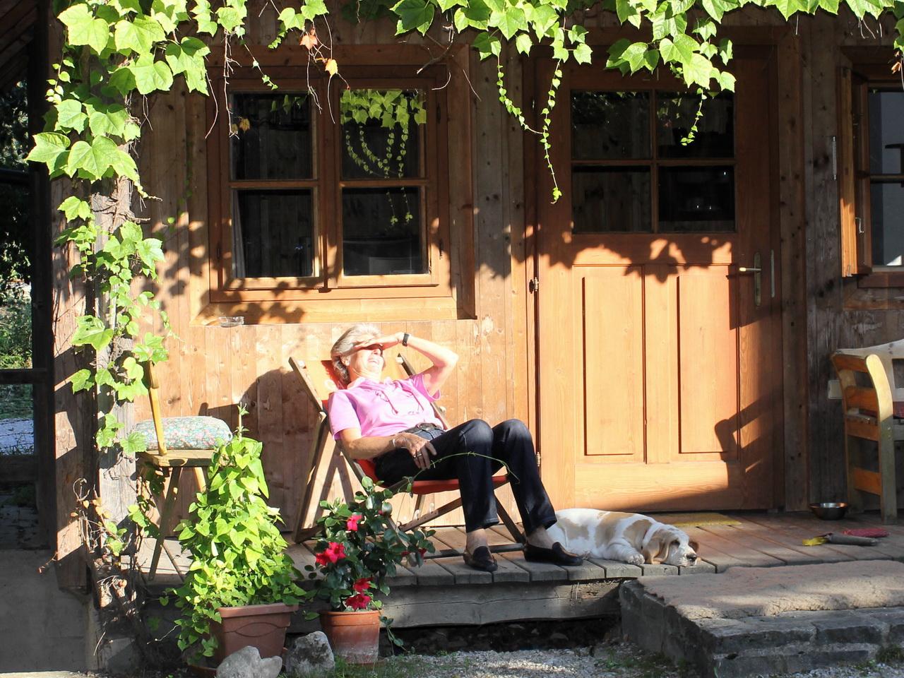 Gartenhaus_Hund_Steinschalerhof