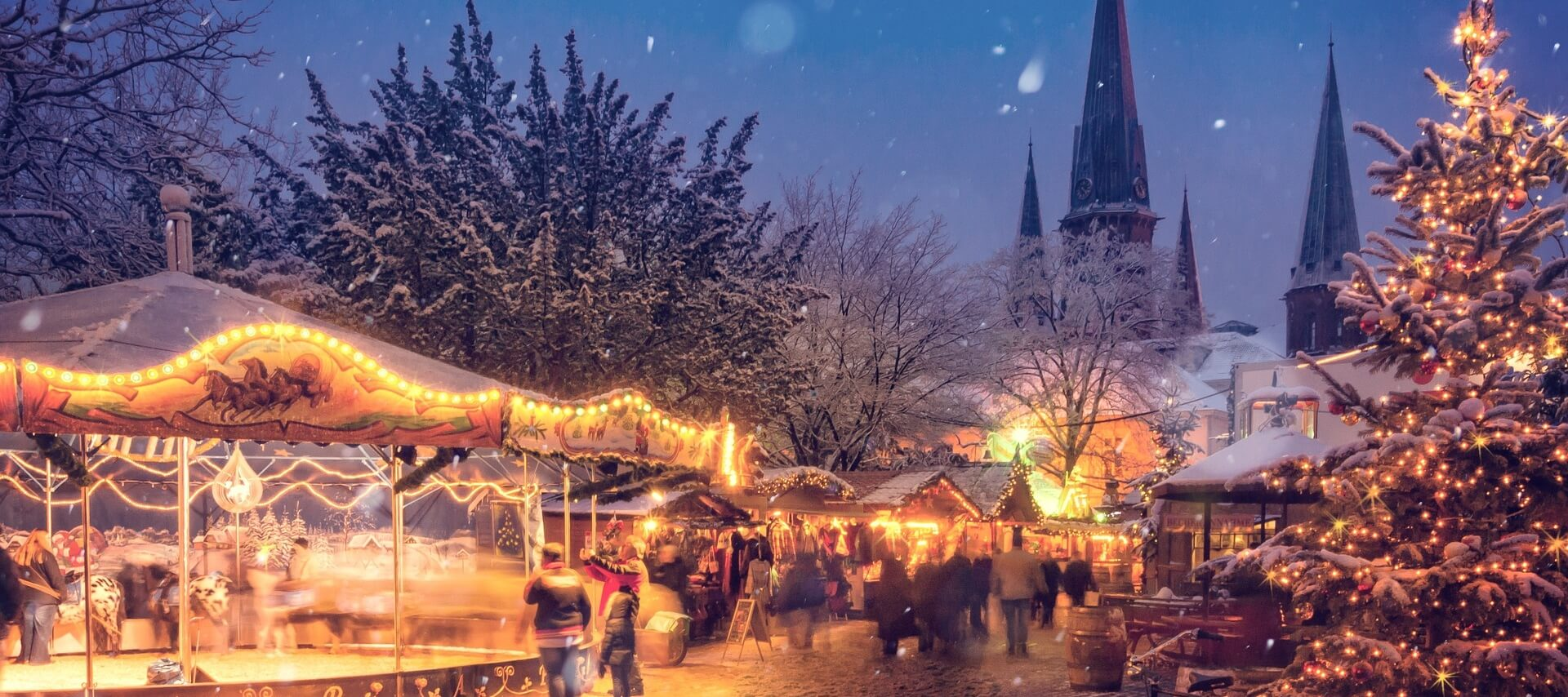 Naturidyll Hotels weihnachtsmarkt