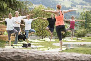Wellness im Naturidyll Hotel Magdalena im Zillertal