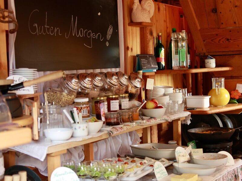 Sommerspecial in der Landhofmühle