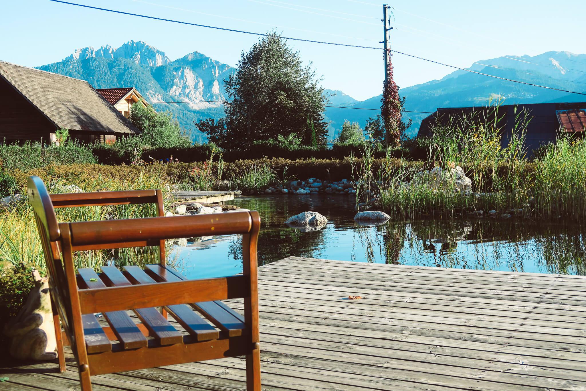 Naturidyll_Hotel_Presslauer_Badeteich