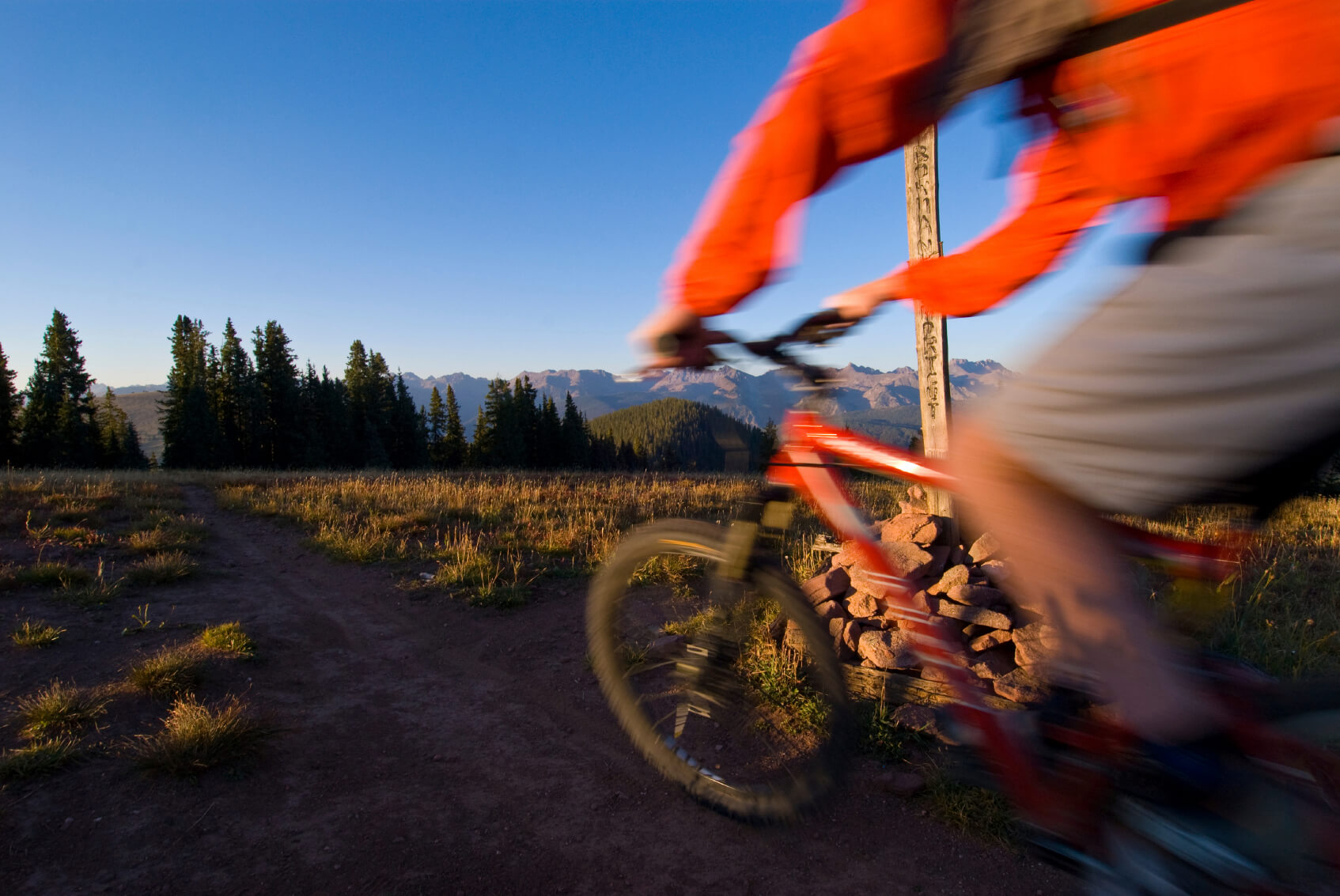 Mountainbikers Paradise im Naturidyll Hotel Edelweiss