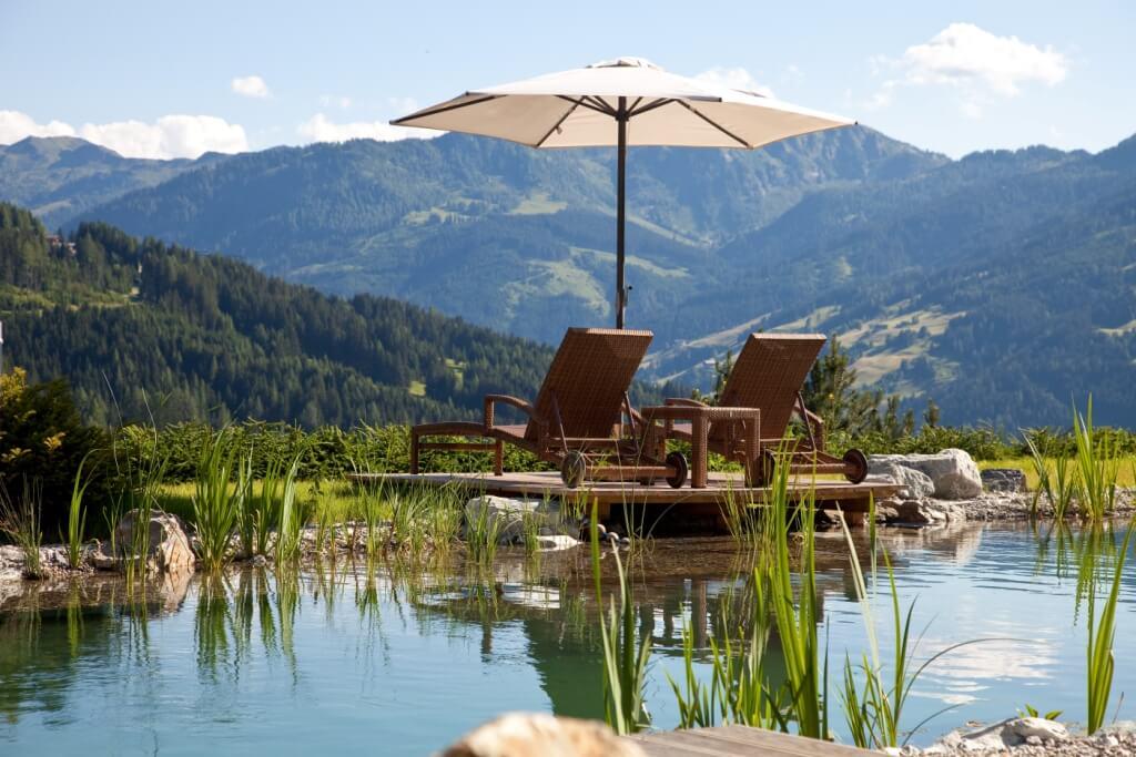 Green Spa Schnuppertage im Naturidyll Hotel Edelweiss Wagrain