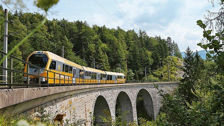 Mariazellerbahn ©weinfranz.at