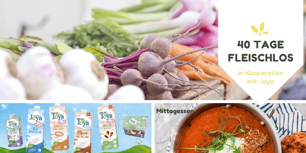 40 Tage Fleischlos - Mittagessen Edition