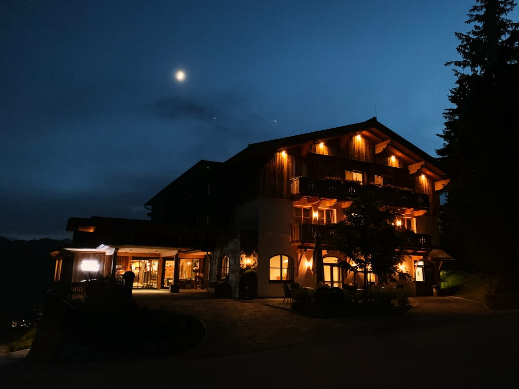 Edelweiss Hotel ©Rast.Los.Gelöst