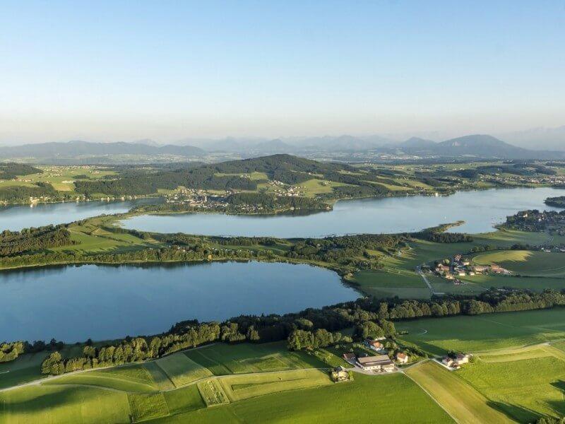 Salzburger Seenland Angebot Hammerschmiede