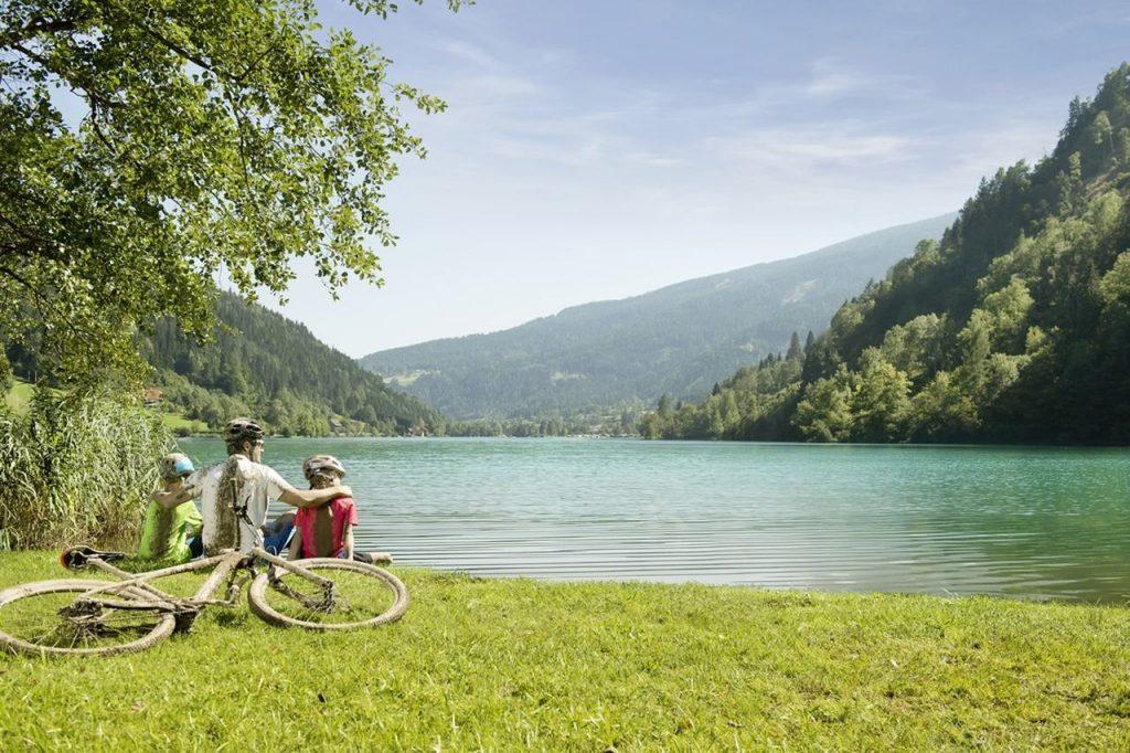 Naturidyll Hotels Afritzersee Bild©Kärnten Werbung, Fotograf: Edward Gröger