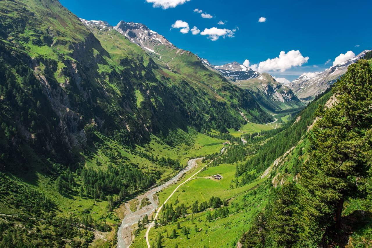 Sommer in Tirol und Kärnten