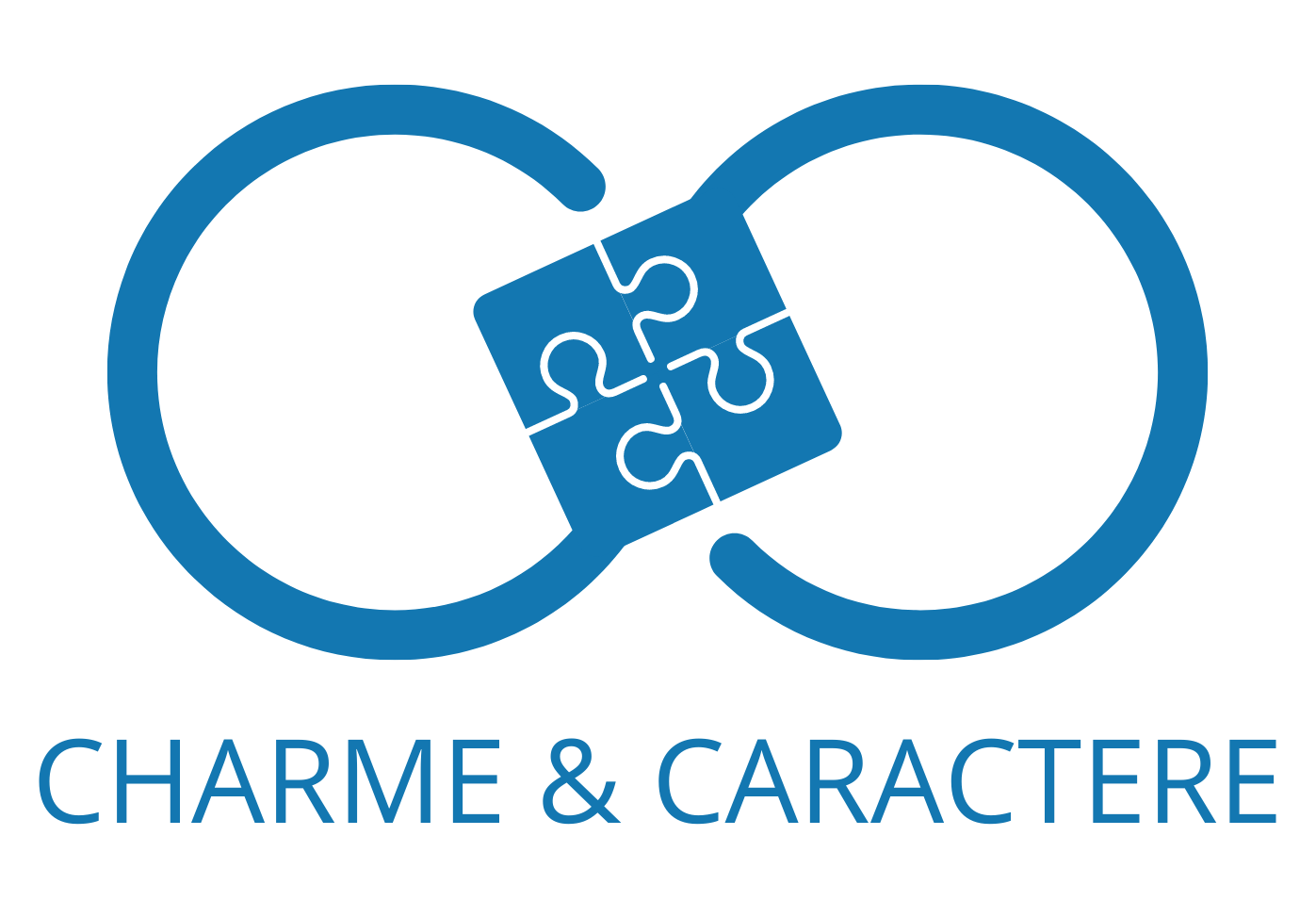 logo Charme and Charactere