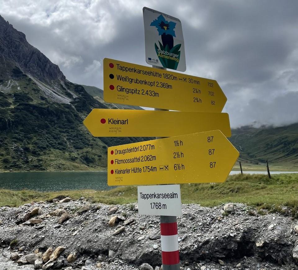 Wanderung Tappenkarsee Naturidyll Hotels ©Anna Pöllabauer (5)