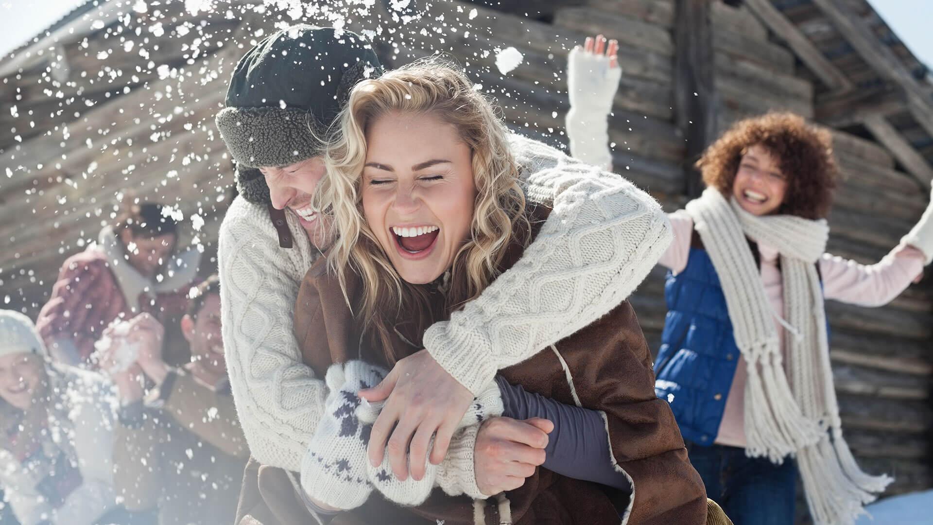 Winterspaß im Naturidyll Hotel Edelweiss