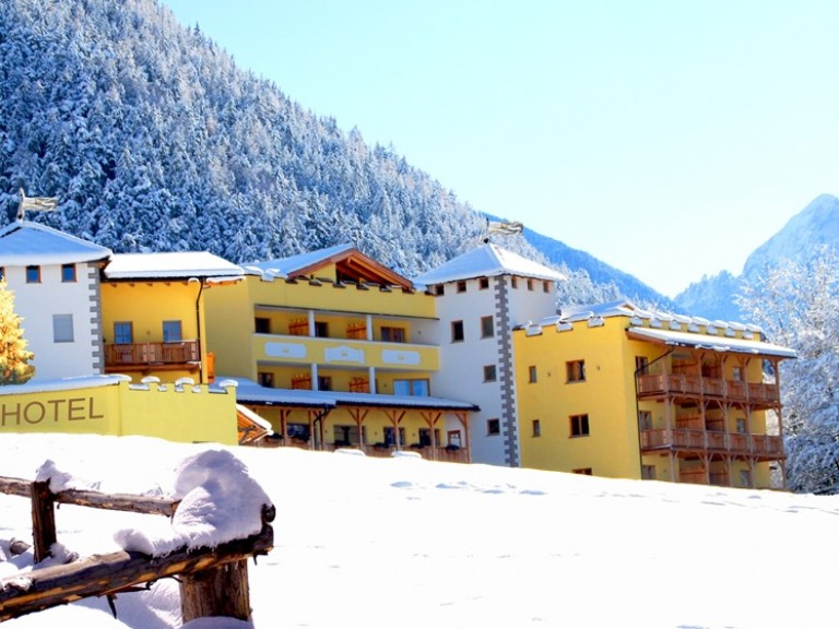 Naturidyll Hotel Bergschlössl Winter