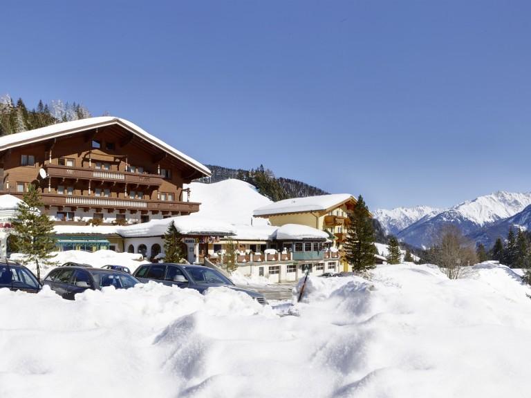 Naturidyll Hotel Mountainclub Ronach winter