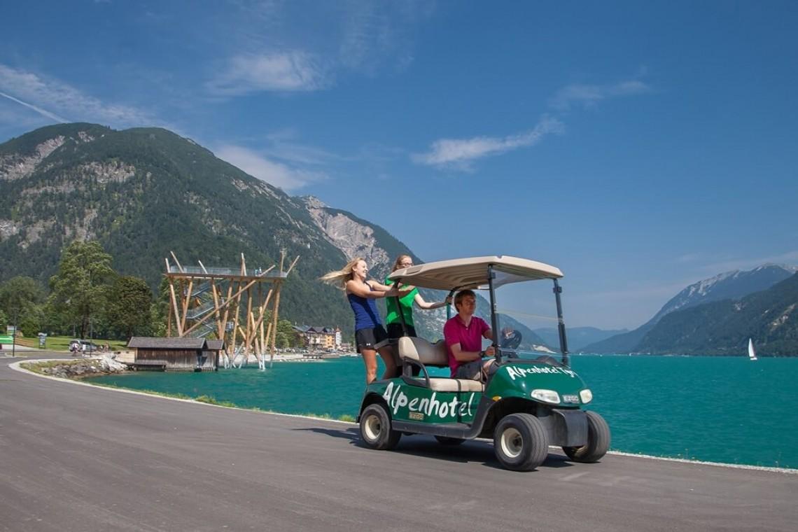 Alpenhotel Tyrol Fun