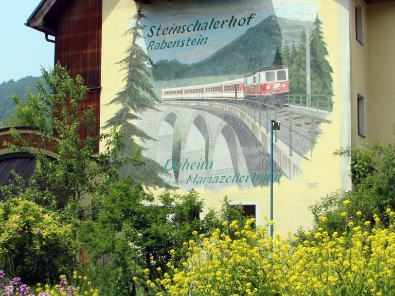 Mariazellerbahn Steinschaler