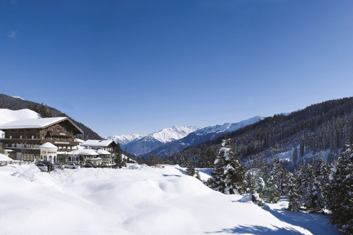 hotel mountainclub ronach winter